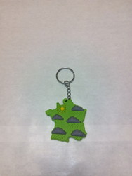 porte  clef 3d dream