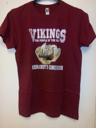 tee-shirt viking