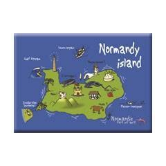 Magnet Normandy Island